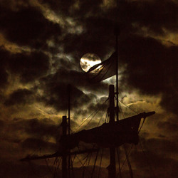 pirates in the night