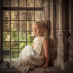 'Er was eens een kleine prinses'