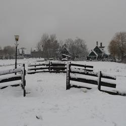 winter op de Zaanse schans 2