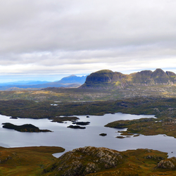 Panorama Suilven