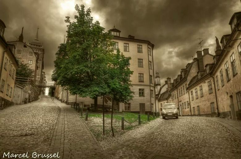 streets of stockholm -