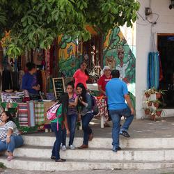 Indrukken uit Ataco (El Salvador)
