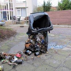afval beschaving