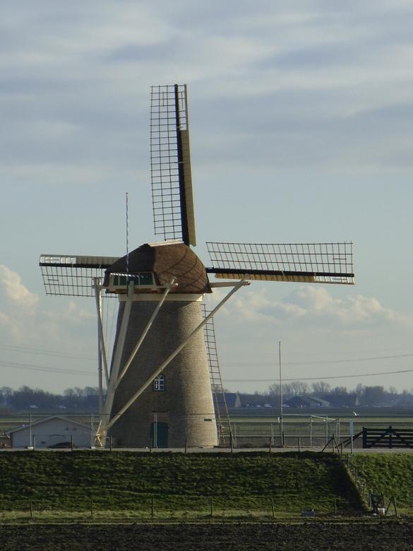 www.molen-gst.nl - De gerestaureerde molen op Goidschalxoord nadert zijn voleinding. <br /> In april wordt de molen officieel in gebruikt genomen. <b