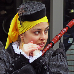 Spaanse schone in Leuven