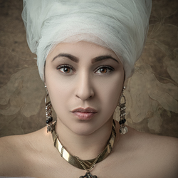 Nefertiti the beautiful queen