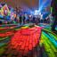 Glow met Theaterspots