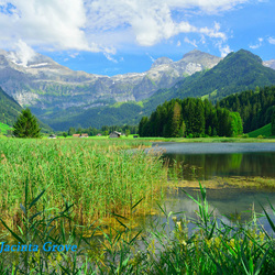 Lenksee Zwitserland