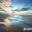 Ritmiek en dynamiek aan het strand