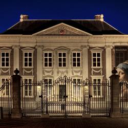 Mauritshuis voorzijde.