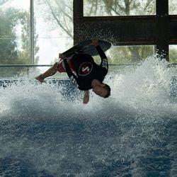 Flowride Body Boarding