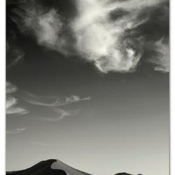 'Dunes in B&W'