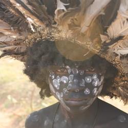 Jongen in Malawi