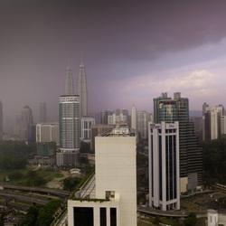 regen en zon