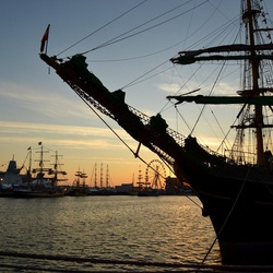 Sunrise at Sail 2015