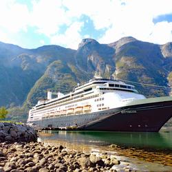 Een hele mooie & fijne cruise met dit schip.