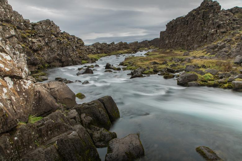 thingvellir national park IJsland -
