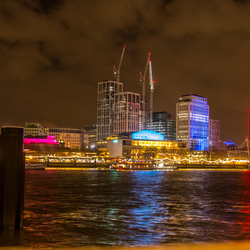 Londen bij nacht