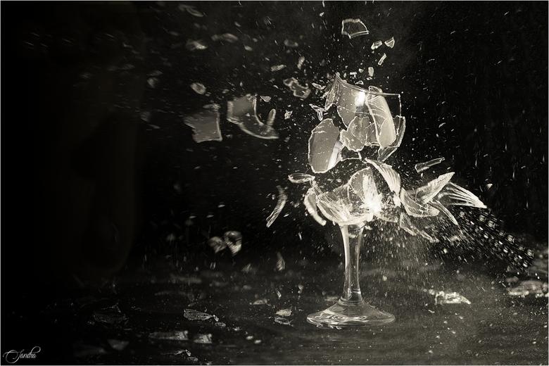 Spelen met glas! -