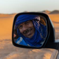 Cruising the Sahara