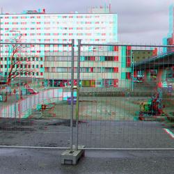 Busbaan Zuidplein Rotterdam 2021 3D