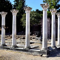 Kos - Platani - Asclepium.