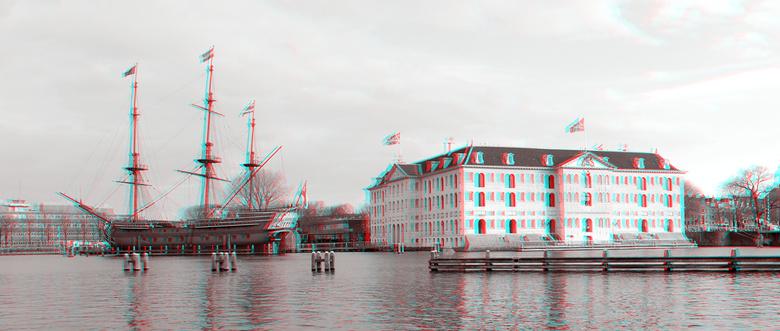 Amsterdam 3D -  Amsterdam 3D<br /> Brede basis 2 GF3 Lumix