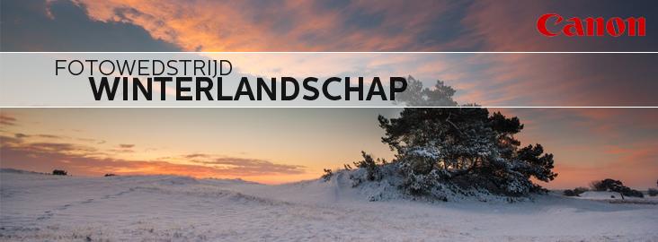 fotowedstrijd: Winterlandschap