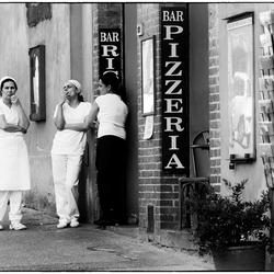 Donna de Pizza di Volterra