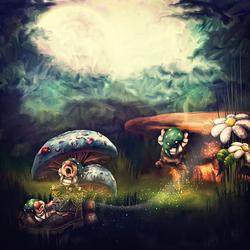 Bewerking: Dwarf Forest ...