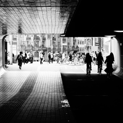 Amsterdam - Cuyperspassage