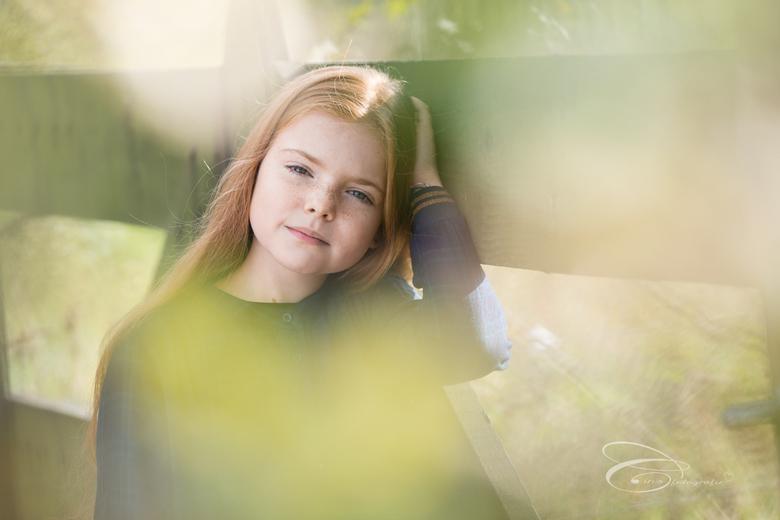 Autumn sun - Nynthe -