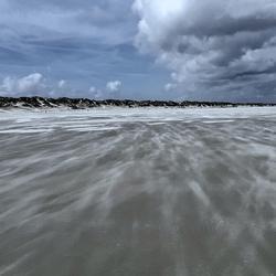 Stuivend zand