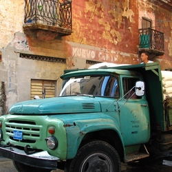 Havana straatbeeld