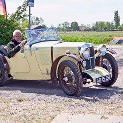 MG J1 Midget 1933