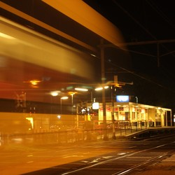 Station Purmerend Overwhere