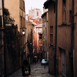 De straten van Lyon