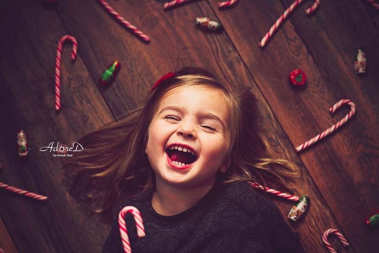 Sweet Christmas - Mijn muse, mijn dochter...