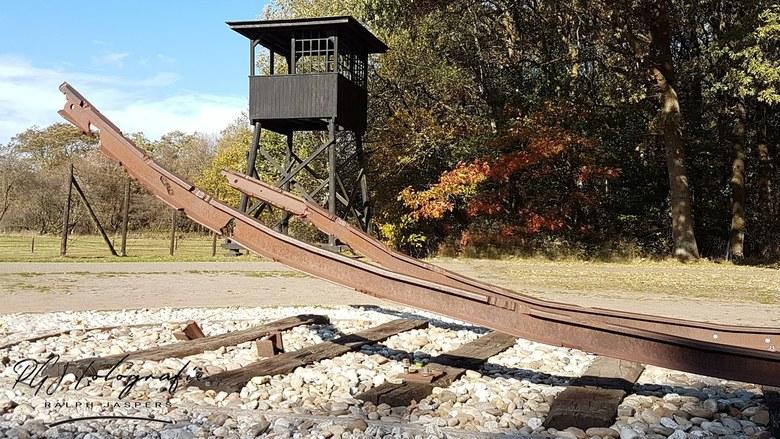 Kamp Westerbork - Wat een indrukwekkende en trieste ervarig, dat doet je beseffen hoe vrij het hedendaagse leven is...