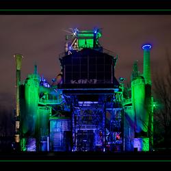 Landschaftspark Duisburg DRI/HDR