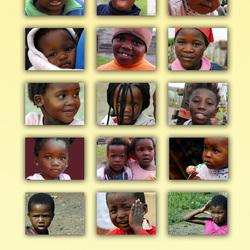 Children from Africa
