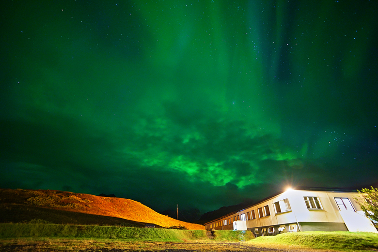 Iceland - Skaftafell