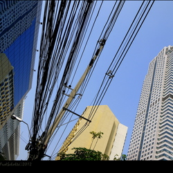 Energievoorziening Bangkok
