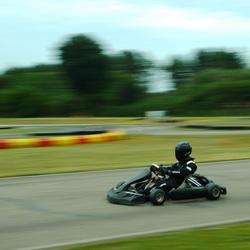 Dark racer