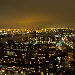 Rotterdam from above - Part Three