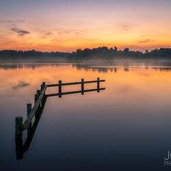 Sunset @ Paterswoldsemeer