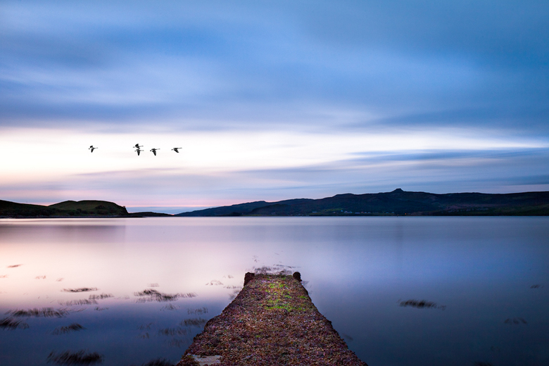 Isle of Sky - 772 sec - Scotland @ Nightfall