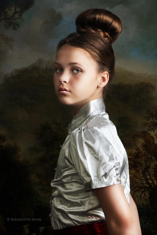 Mila, just Mila - Zo jong en zo sterk. <br /> Respect voor deze jonge dame.