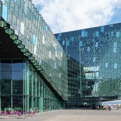 Concertgebouw HARPA Reykjavik