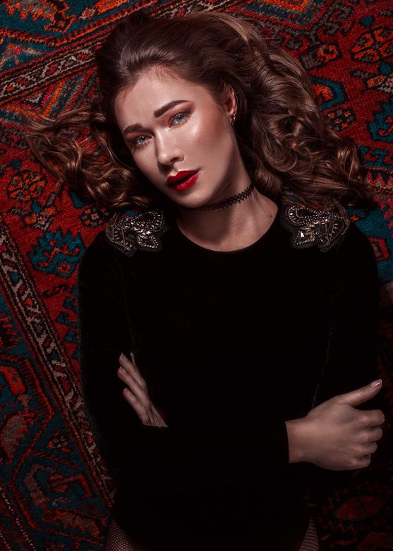 Marit - Model: Marit<br /> Make-up: Celine visagie<br /> Styling &amp; foto: ik